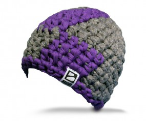 Beanie QUAD PURPEL - XXL BOUNCE