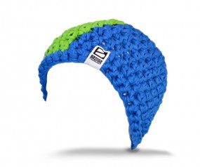 Beanie SWIRL GREEN/BLUE - XXL BOUNCE